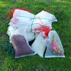 Fruit Vegetable Anti Bird Protection Bags